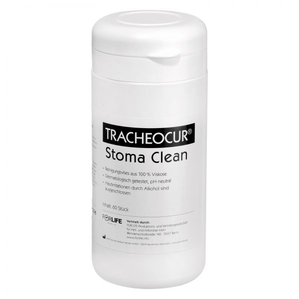 TRACHEOCUR® Stoma Clean